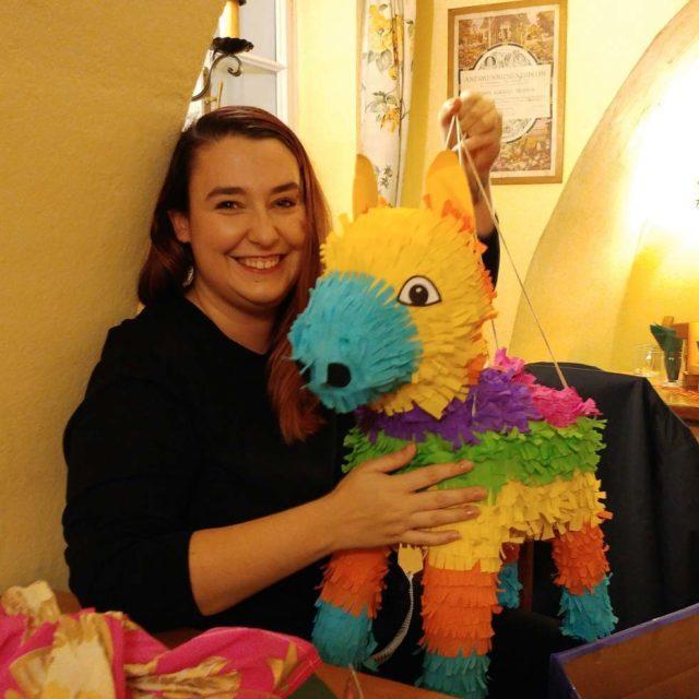 Ich und meine Pinata birthdaygirl birthdaypinata fromnowonforever29