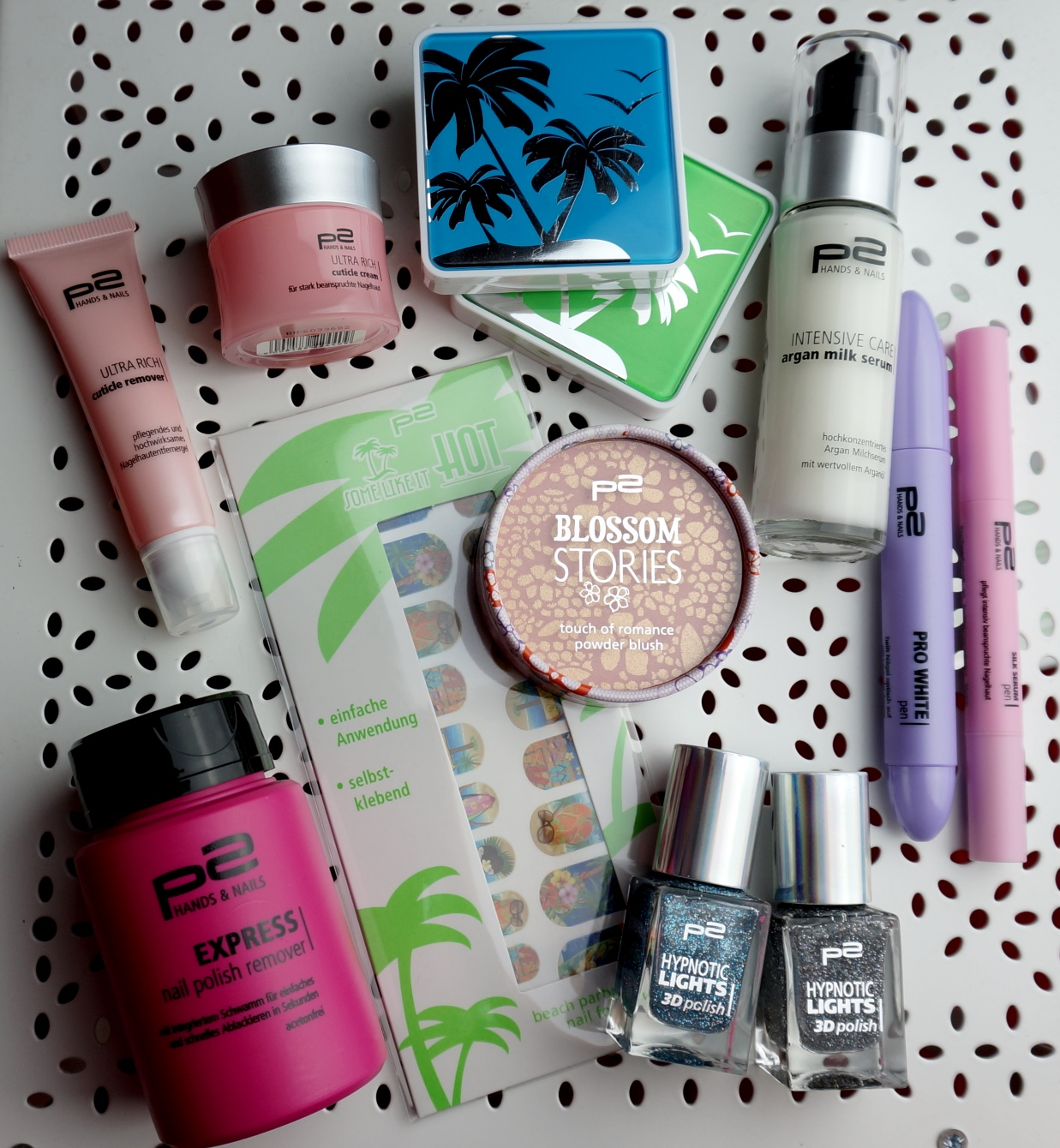 Shoppinghaul p2 cosmetics