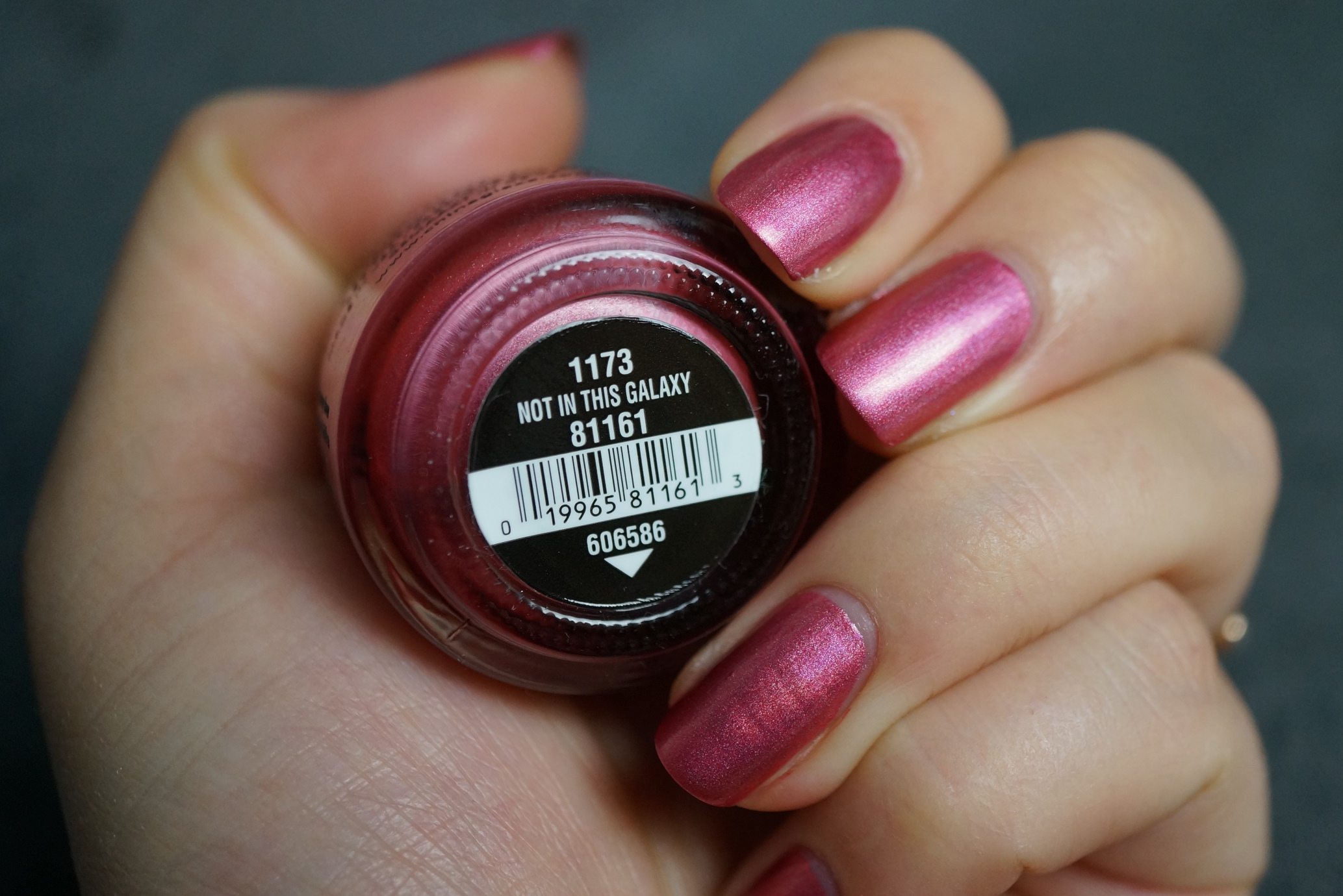 china glaze - not in this galaxy