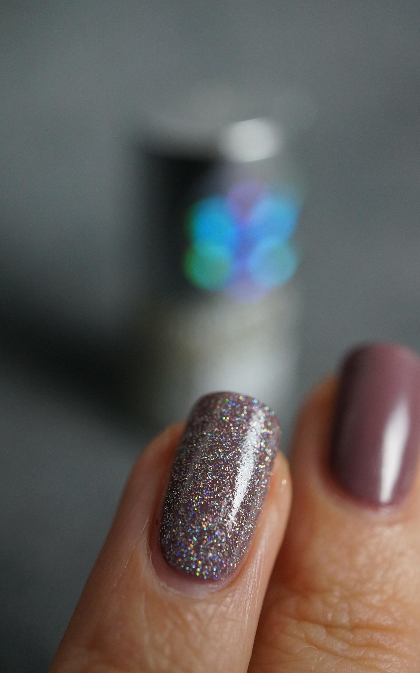 nails inc. electric lane