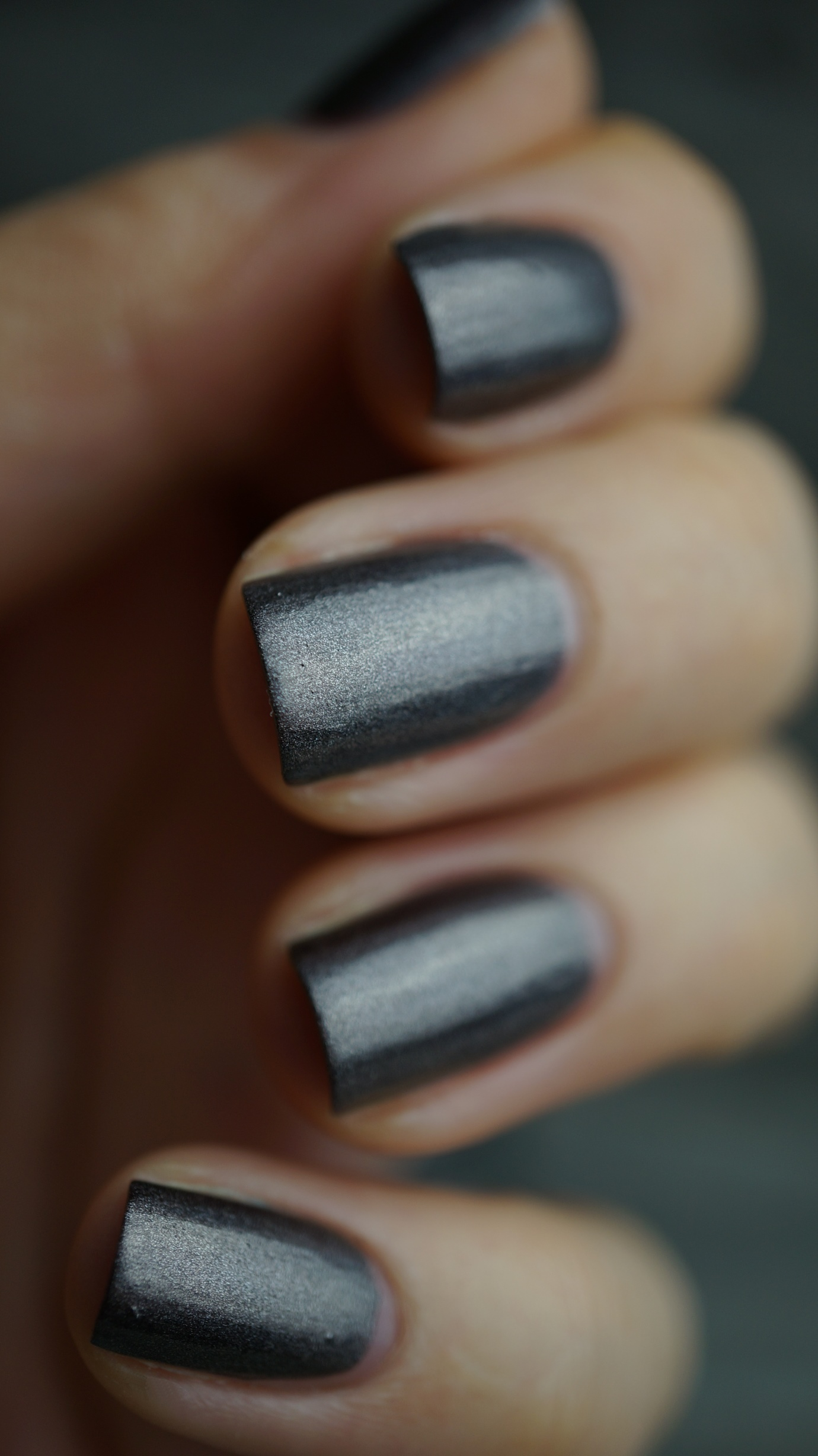 China Glaze galactic grey