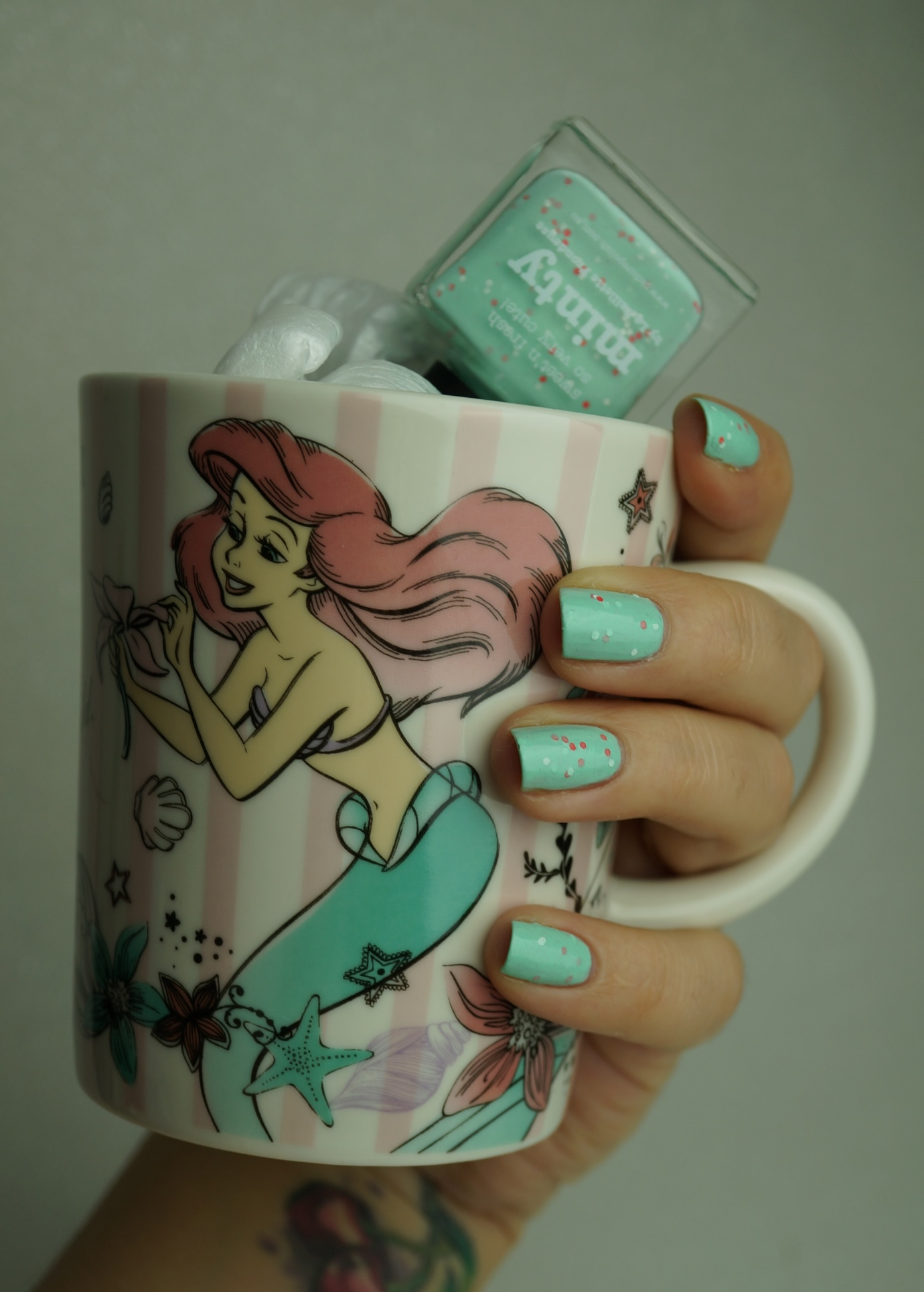 picture polish minty